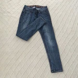 Great condition Rock Revival skinny jeans!